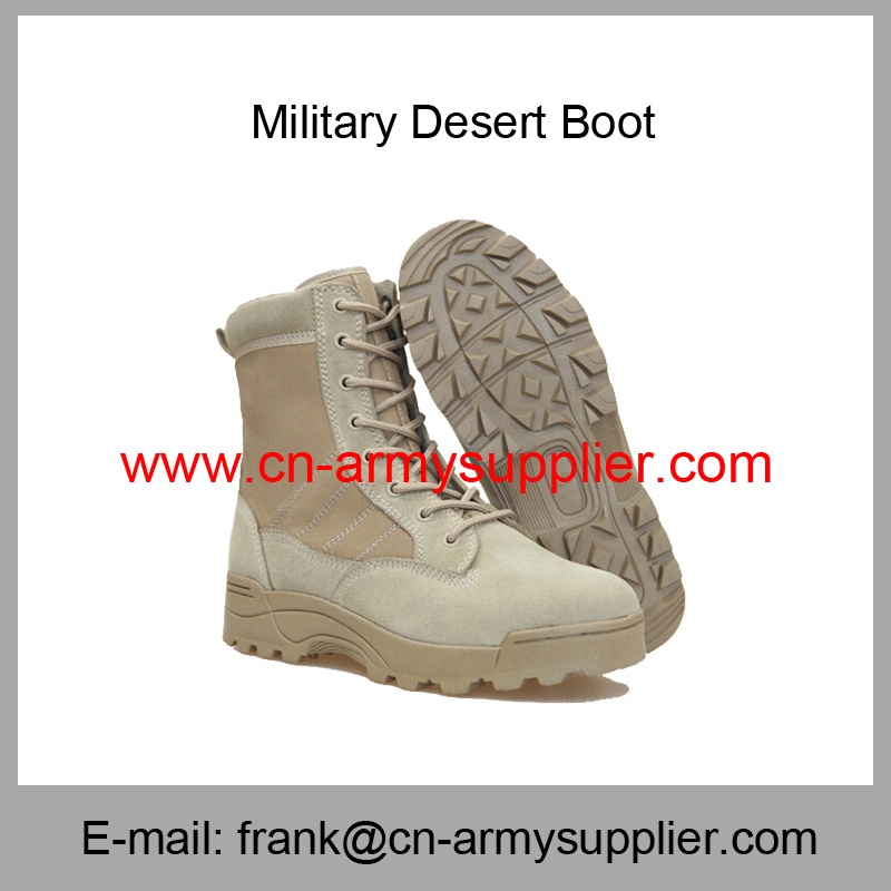 Desert Boot-Jungle Boot-Tactical Boot-Military Boot