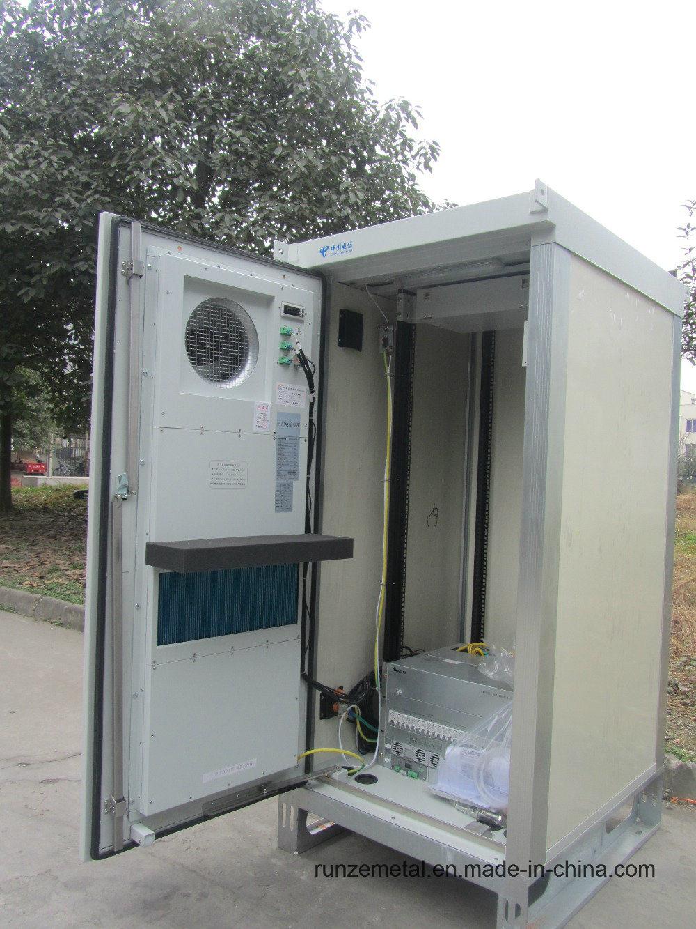 Waterproof Outdoor Telecom Battery Cabinet