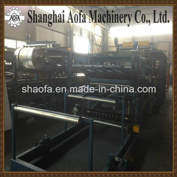 Roof and Wall EPS Sandwich Panel Roll Forming Machine (AF-S980)