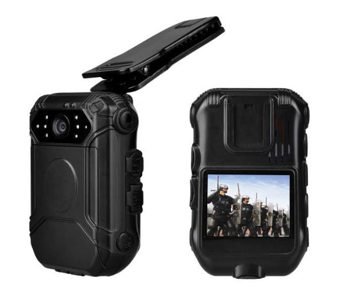 4G 3G WiFi Bluetooth GPRS GPS Police Body Worn Camera