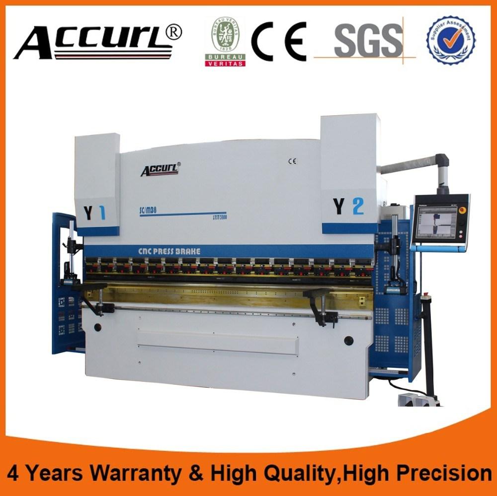 Mvd Hydraulic CNC Press Brake Sheet Metal Bending Machine