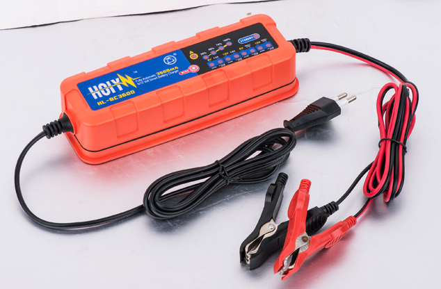 Car Battery Charger for Lead Acid Battery