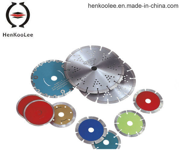 Diamond Cutting Disc (Dry Cutter & Wet Cutter)