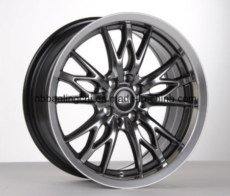 15 Inch/16 Inch Alloy Wheels with PCD 4X100-114.3