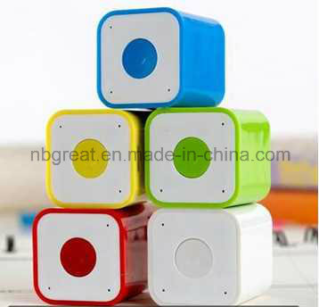 2016 New Square Small Mini Portable Bluetooth Speaker