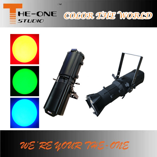 200W Profile Spot Light Zoom LED Ellipsoidal