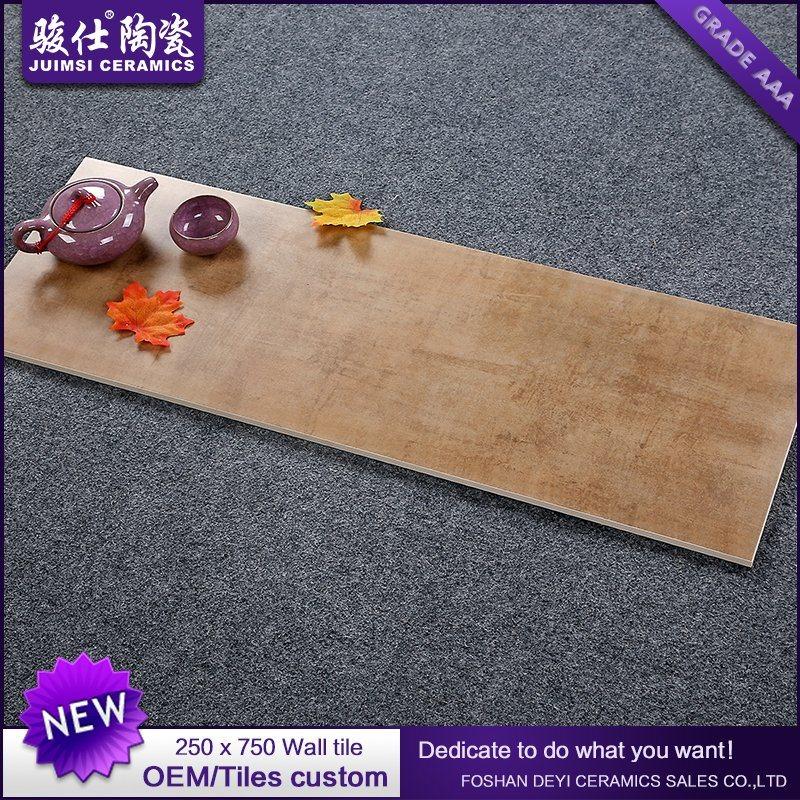 2017 China Wholesale Market Hot Selling 250*750 Ceramic Wall Ceramic Tiles Wall