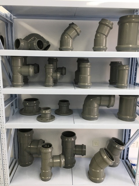 PVC Pipe Faucet Rubber Ring Fittings