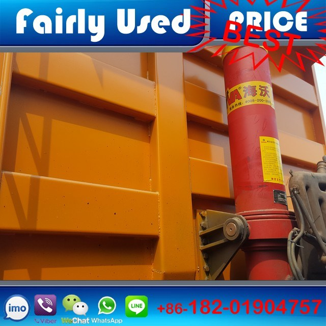 Wholesale Used 6X4 Shacman F3000 Dump Truck of Forward Truck