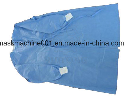 Ultrasonic Operating Gown Sewing Machine
