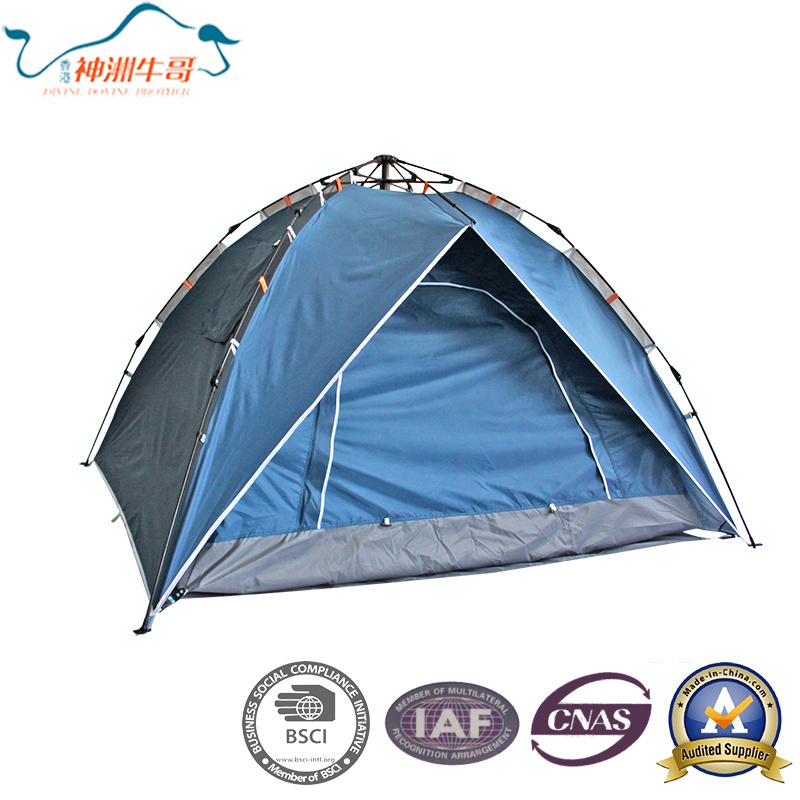 Water-resistant Screened Backpacking Creving Instant Dome Tent