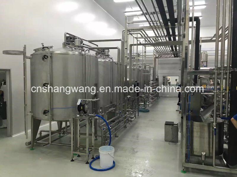 Long-Life Milk Production Line/Uht Milk Production Line/Uht Milk Processing Line