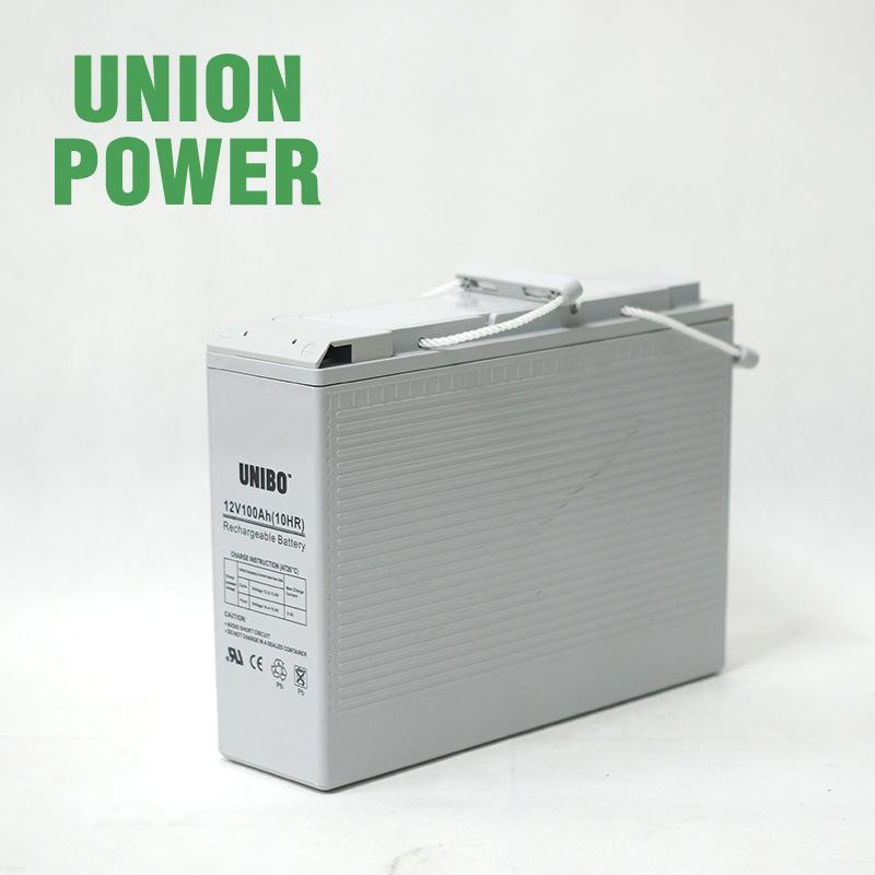 Front Access Telecom Lead Acid Battery Fa12-100 12V100ah SLA Battery