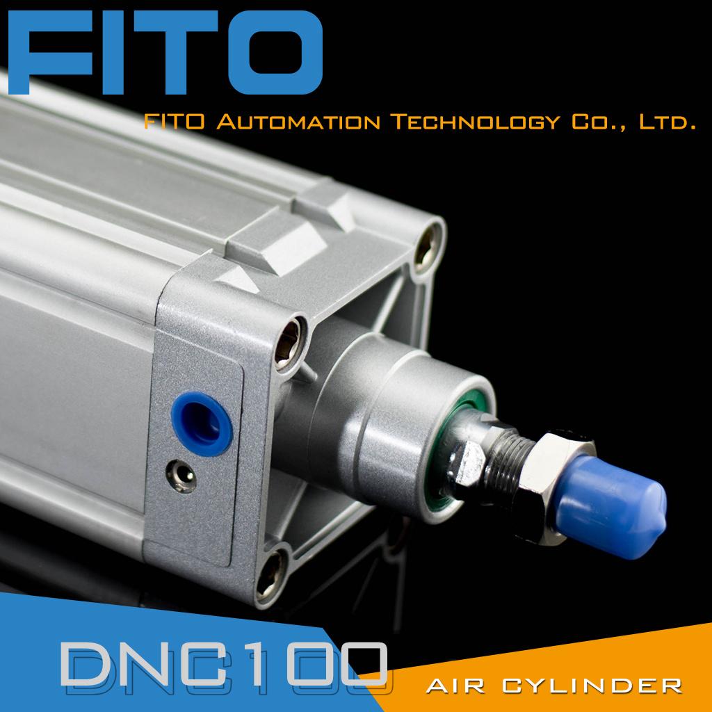 DNC100 ISO6432 Pnuematic Air Cylinder