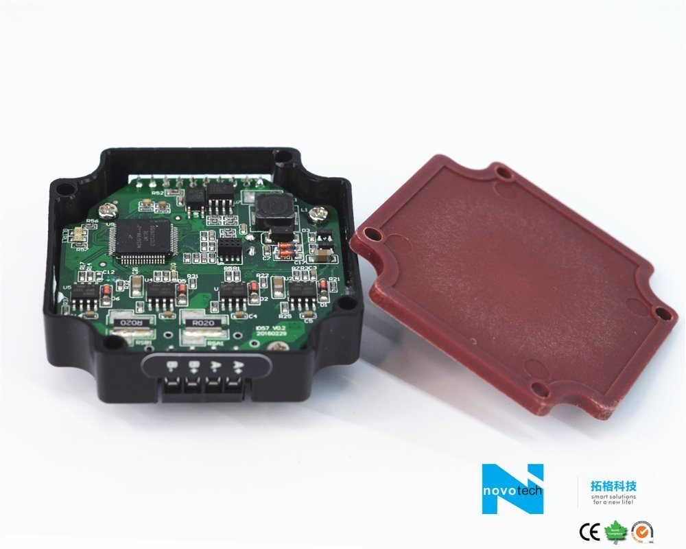 Integrated Open-Loop Stepper Motor with Driver Built-in
