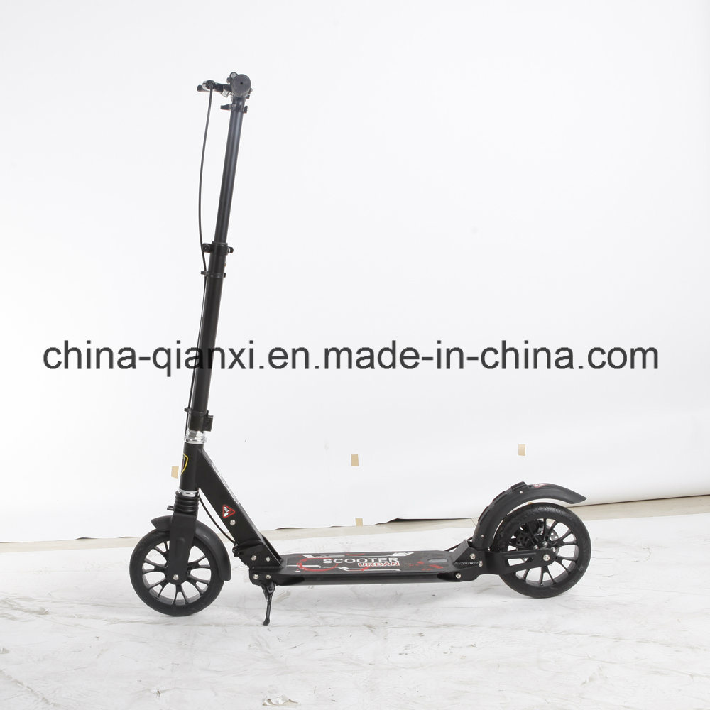 Rechargeable Lithium Battery Powered Scooter