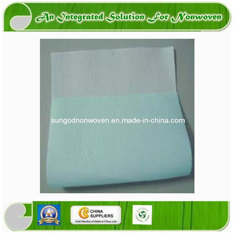 PE Film Coated or Laminated Airlaid Paper or Tissue