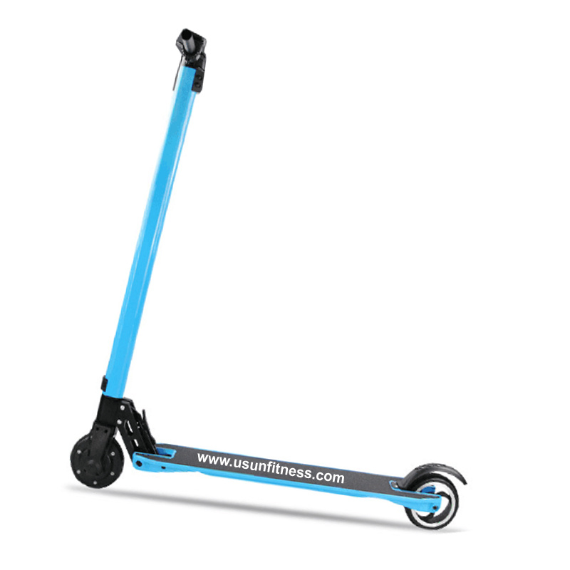 Folding Electric Scooter with Liquid Crystal Display