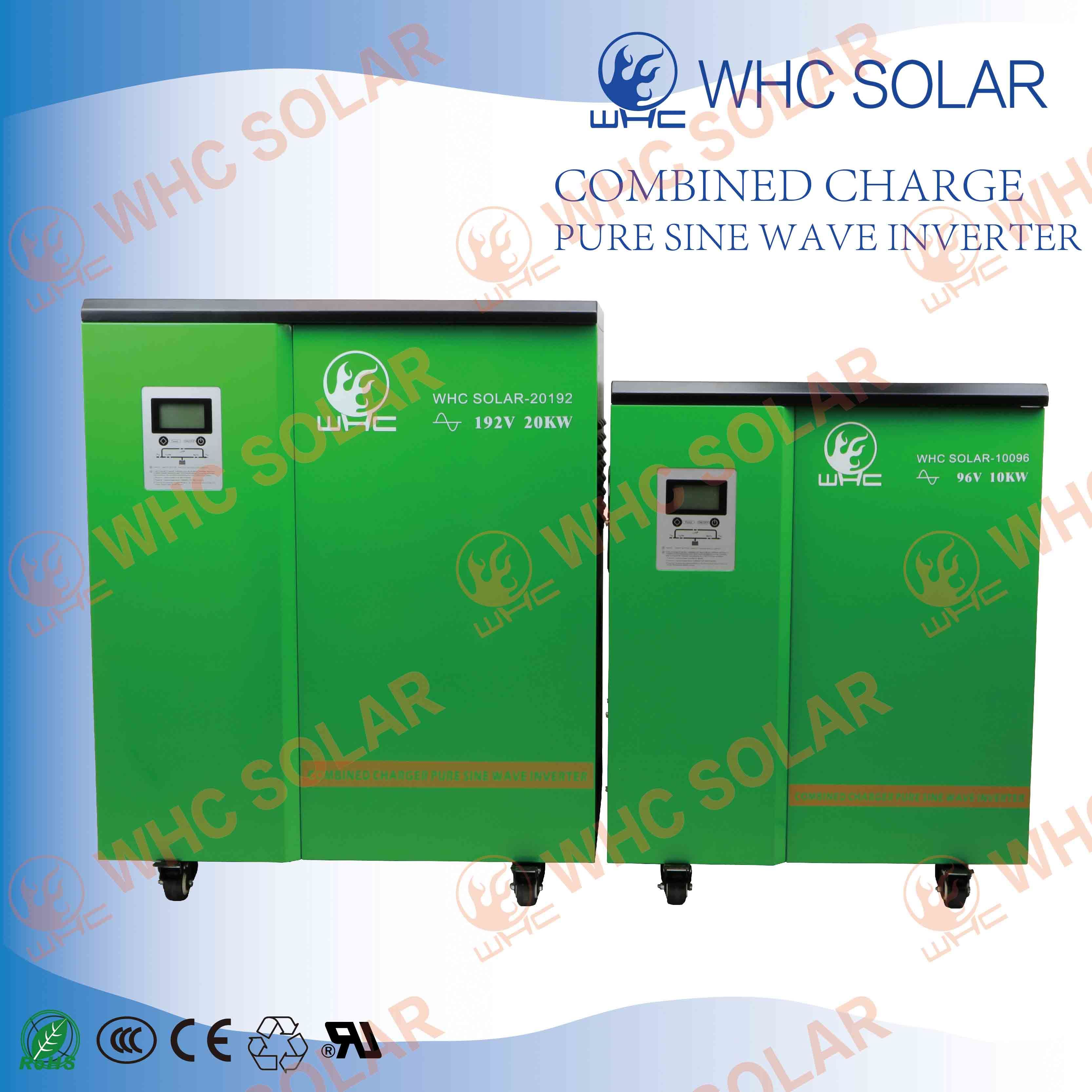 Commercial and Home Use System 10kw 10000W of Grid Solar Inverters