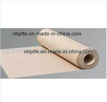 PTFE Coated Fiberlgass Fabric with a Smooth Non-Stick Surface