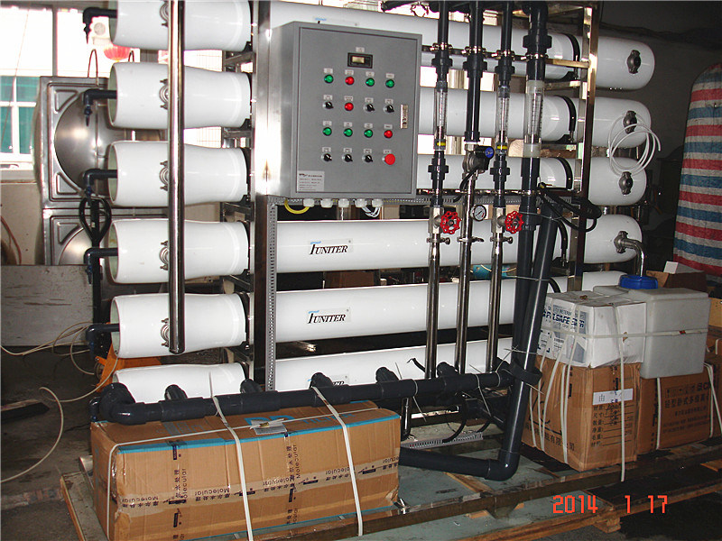 10tph Industrial RO Water Plant Price for 10000 Liter