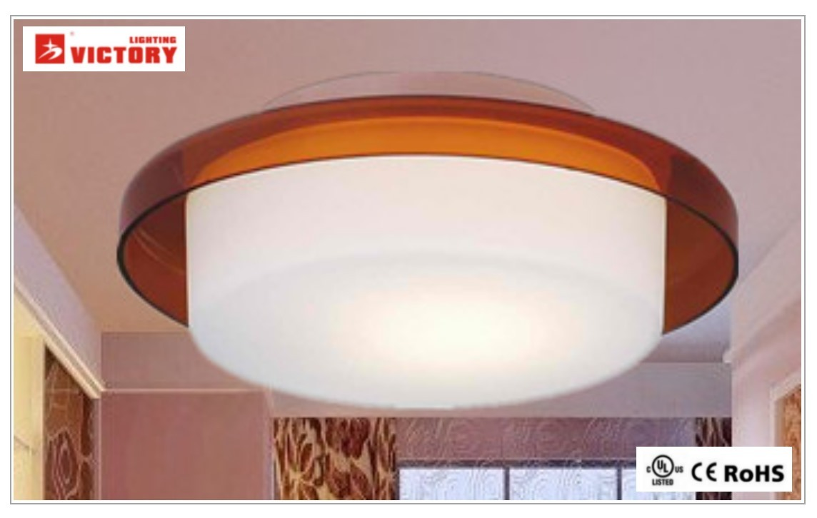 Commercial Lighting Modern Surface Mount LED Ceiling Light Lamp