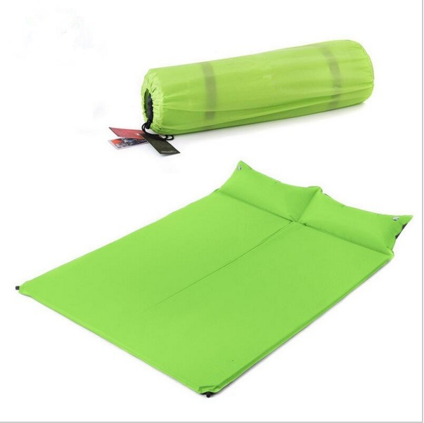 Self-Inflating Camping Mat Inflatable Mattress Air Bed