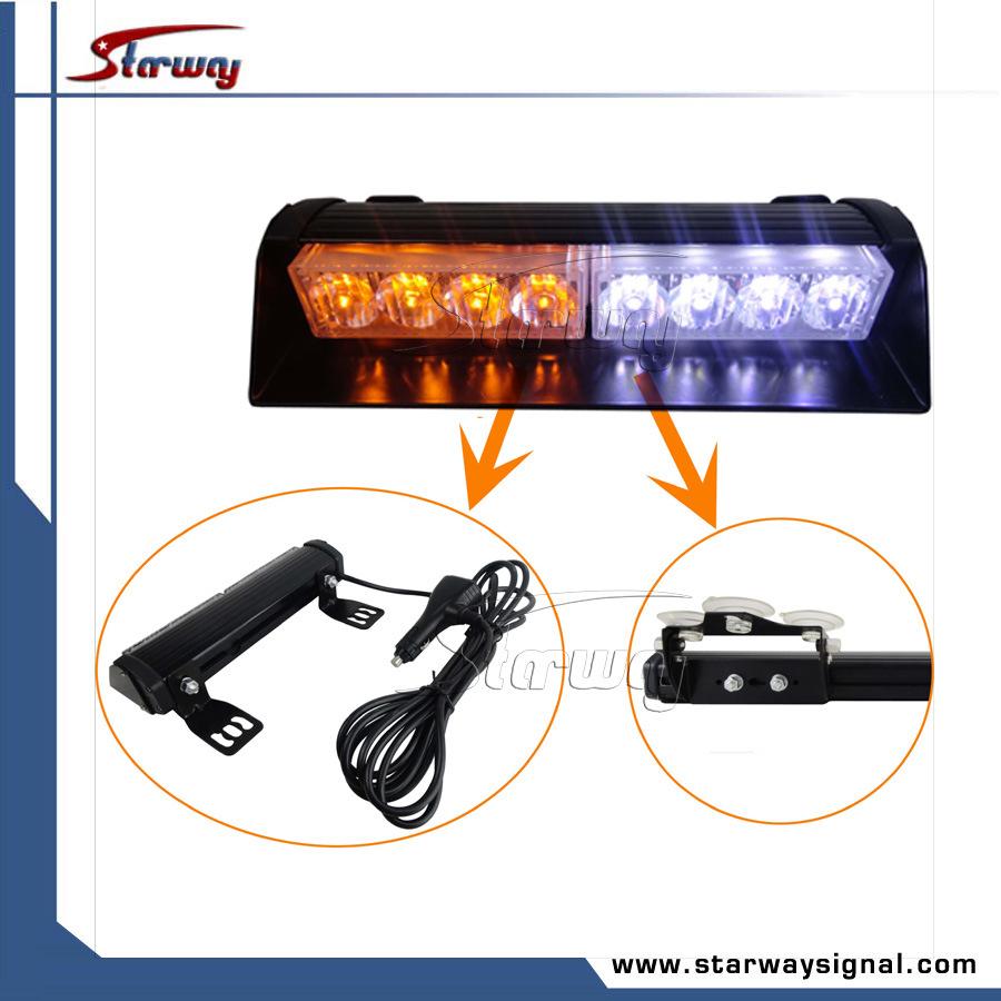 Police Emergency Vehicle LED Dash Deck Lights (LED63)