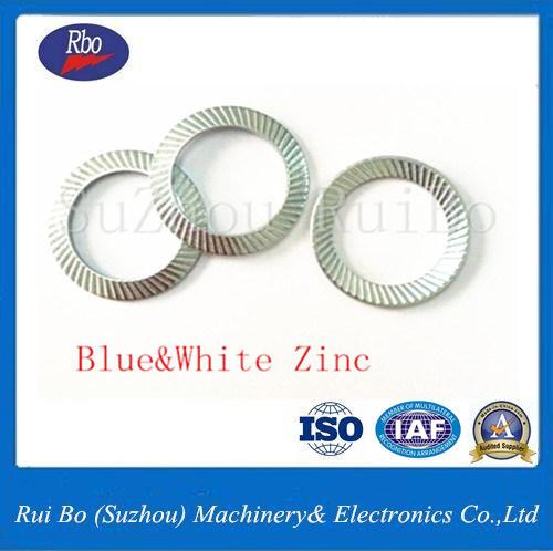 DIN9250 ODM&OEM Double Side Knurl Lock Washer Flat Ring Washer Spring Washer Gasket
