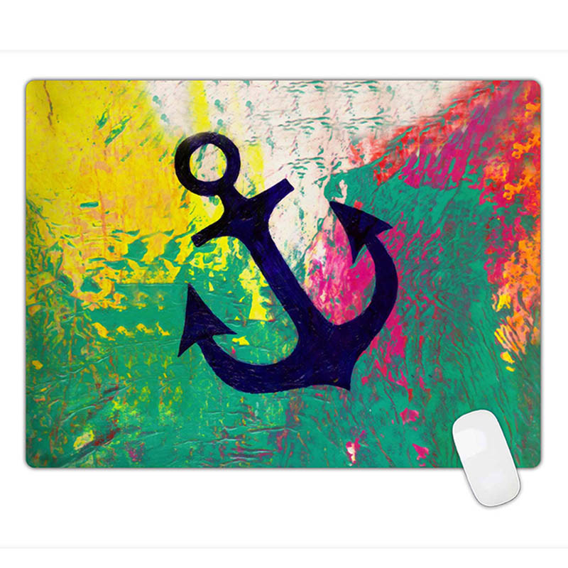 Rubber Gaming Mouse Pad Mat Computer Mice Mats Speed L Size 600*450mm