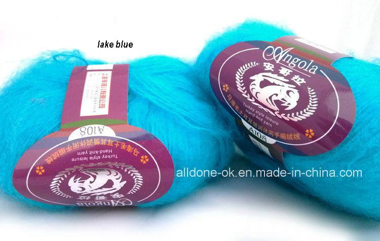 High Quality Knitting Hand Knit Angola Wool Yarn Turkey Style