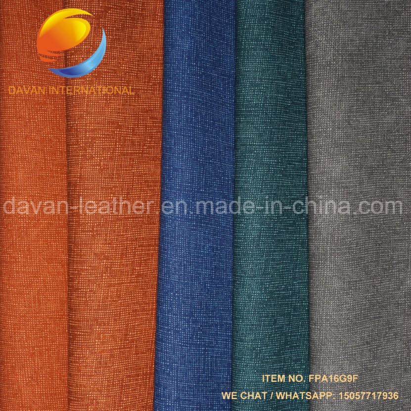 Artificial Leather Good Design for Shoes Bags