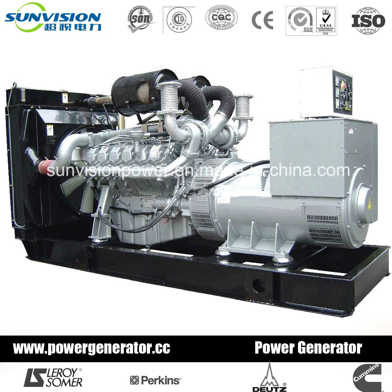 China 250kw Deutz Genset Diesel Generator with Enclosure China