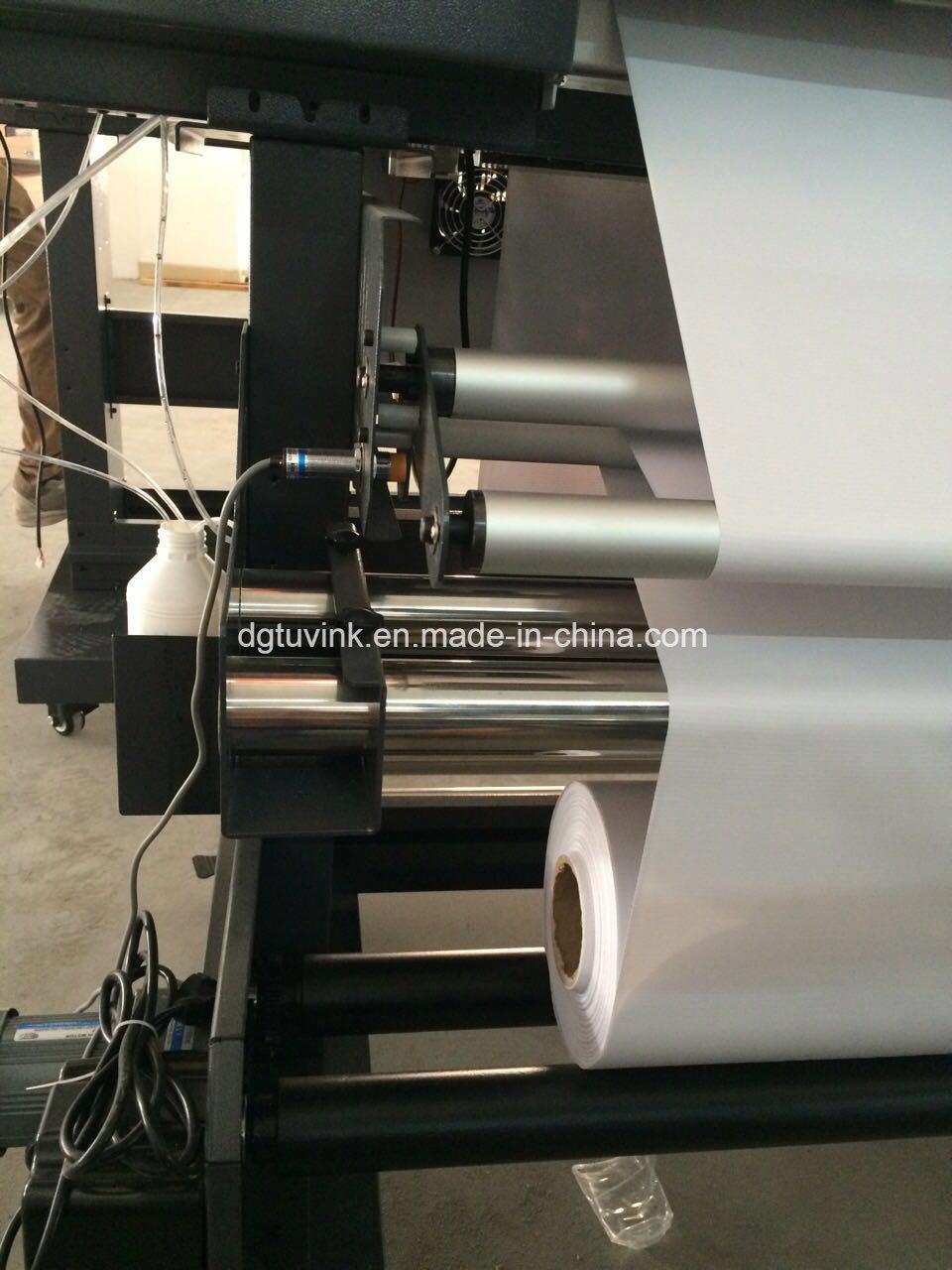 87inch 1440dpi Dual Printhead LED Curable UV Printer