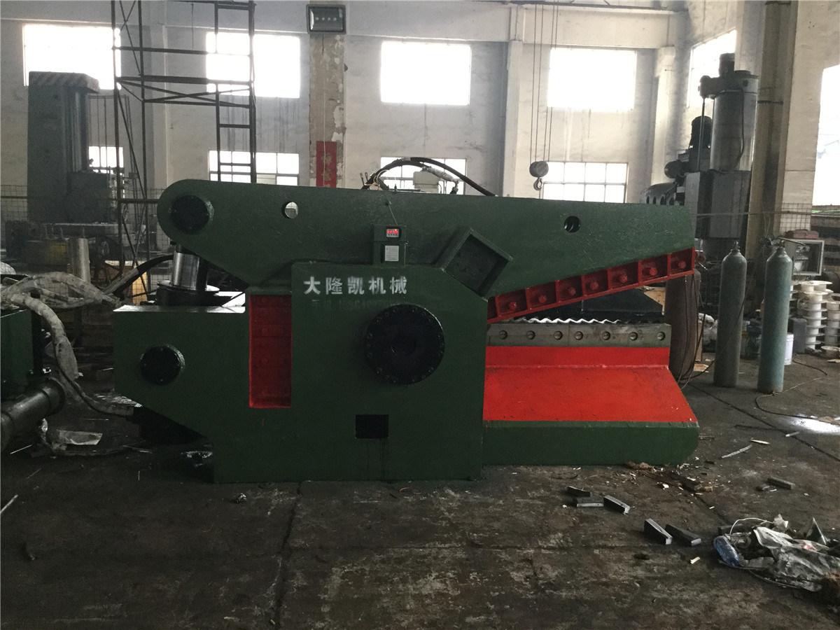 Q43-2000 Alligator Scrap Metal Shear