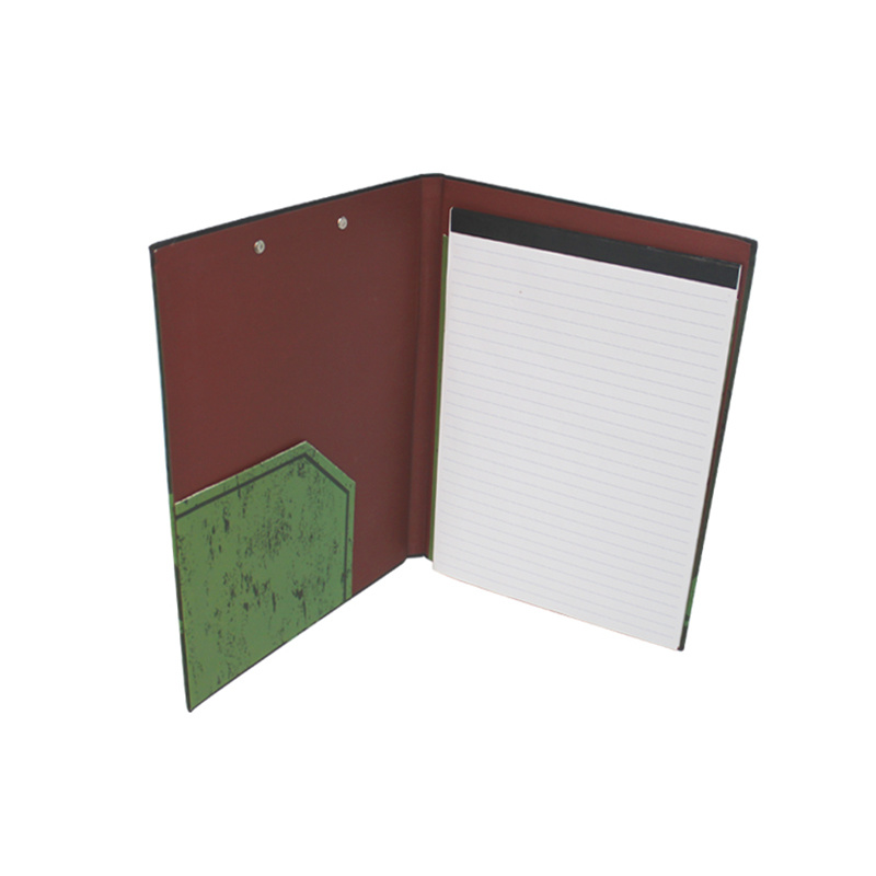 2017 High Grade Custom Size Leather File Folder