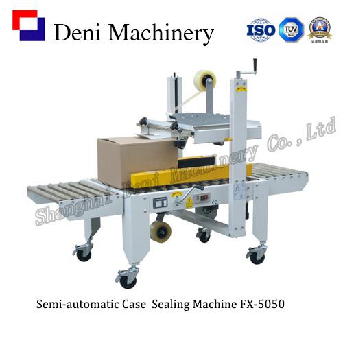 Semi-Automatic Case Sealing Machine Fx-5050