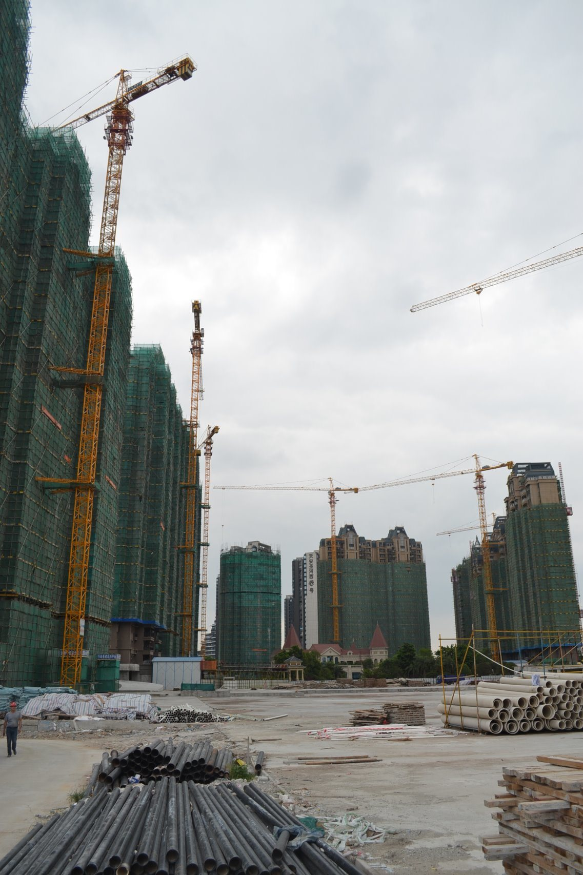 2ton Capactiy Sc200/200bz Construction Lift Elevator Hoist