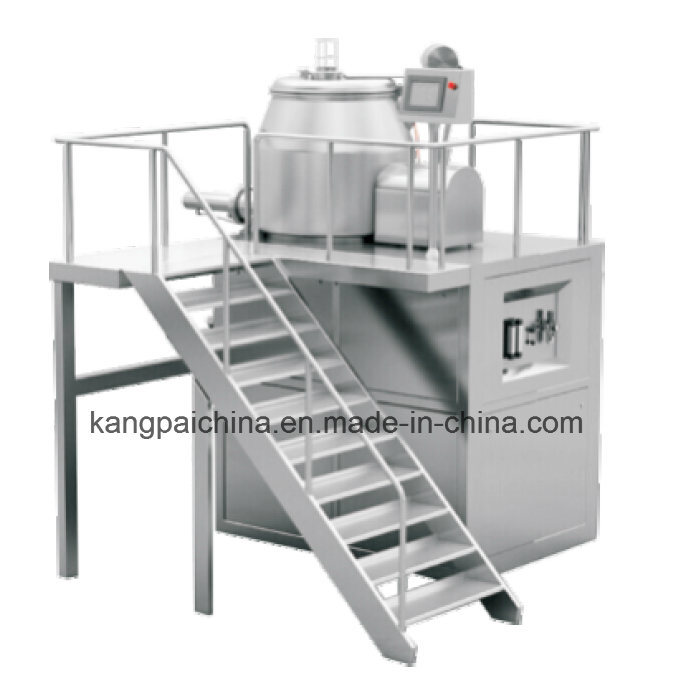 kHz-D High Platform Wet Type Mixing Granulator