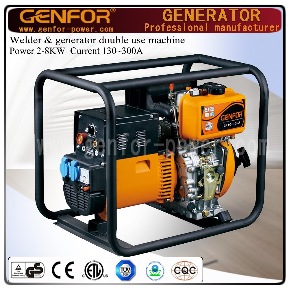 3kw Simple Alternator with Battery Charger, Electric, Welder Function for Sale
