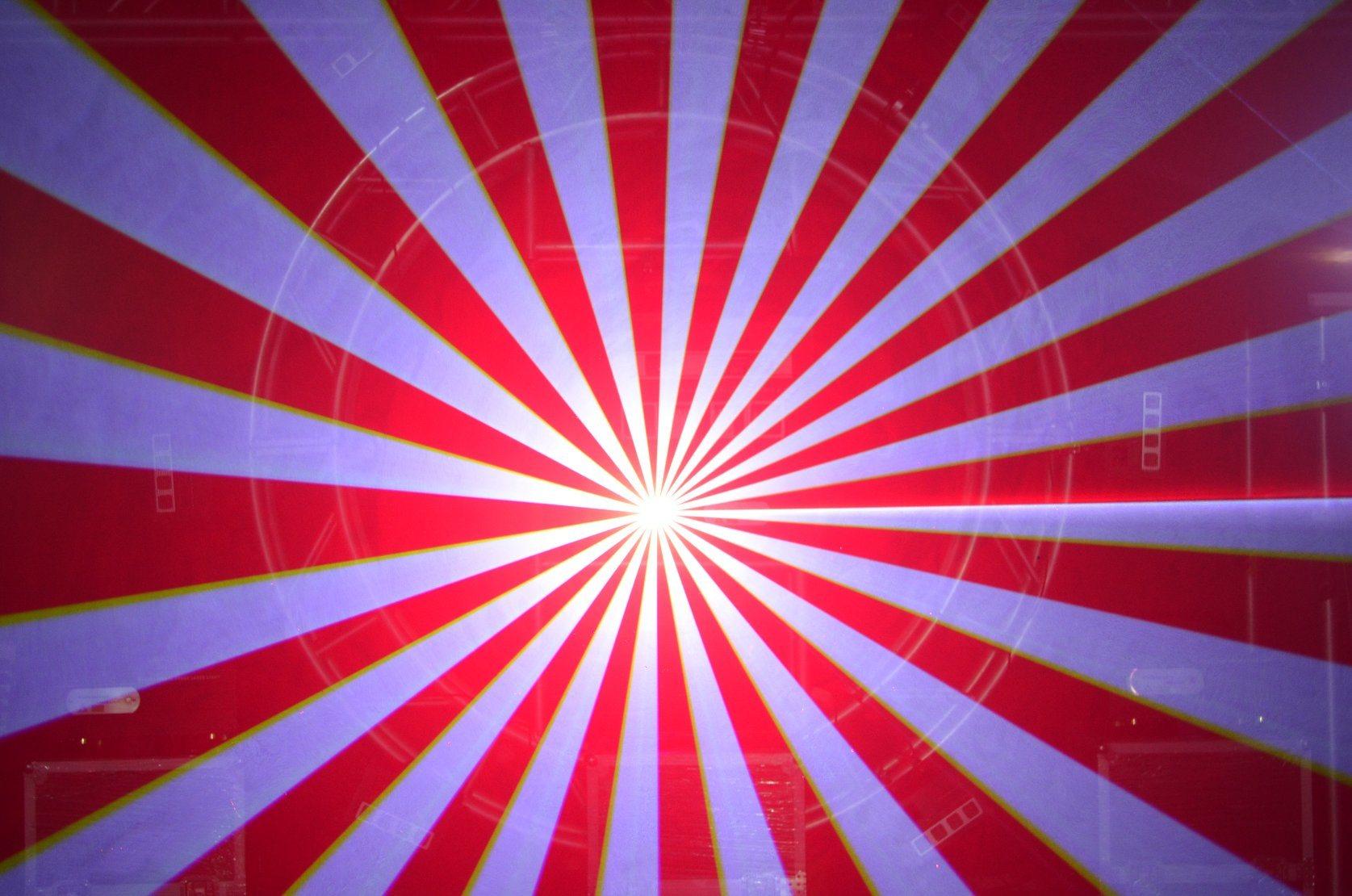 5W RGB Animation Laser Light