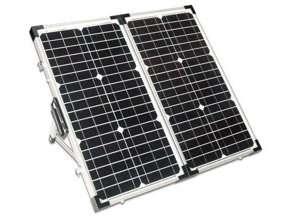 Competitive Price 60W Mono Solar Panel for Sale From China (SGM-F-2*30W)
