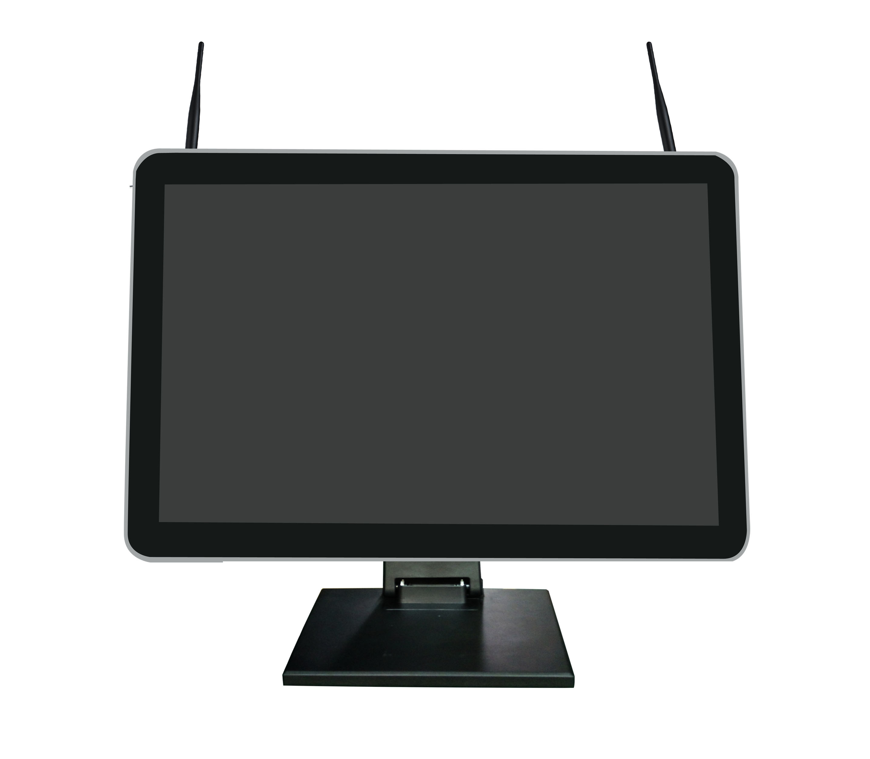 "20.5"" LCD Monitor Combo with 4CH 720p WiFi NVR Kit"