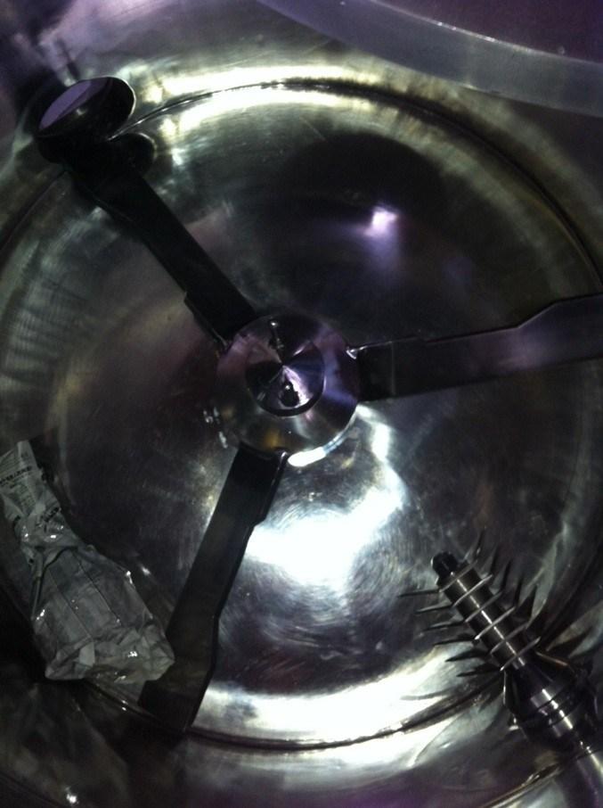 Ghl High Speed Mixing Granulator (lab high shear mixer granulator)