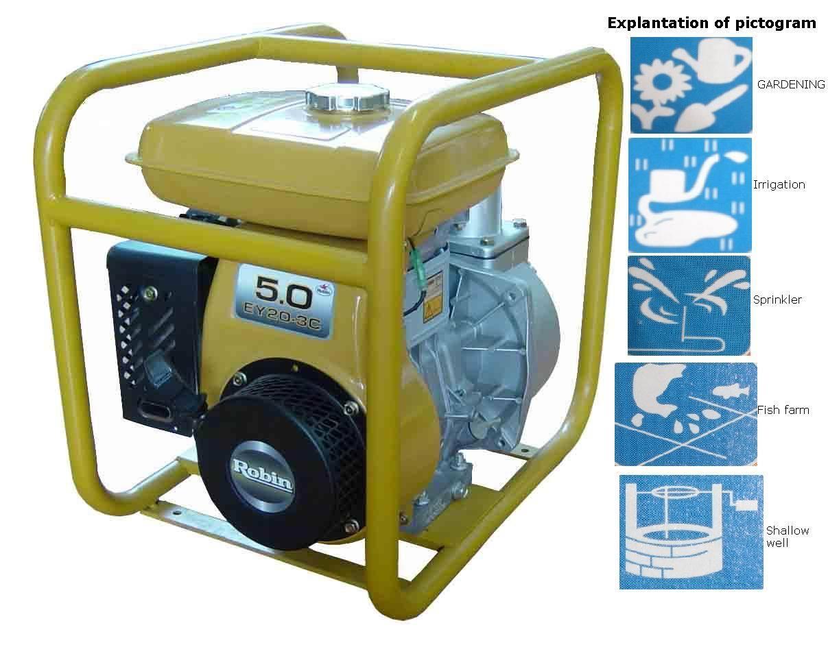 Robin Engine Water Pump (WP80)