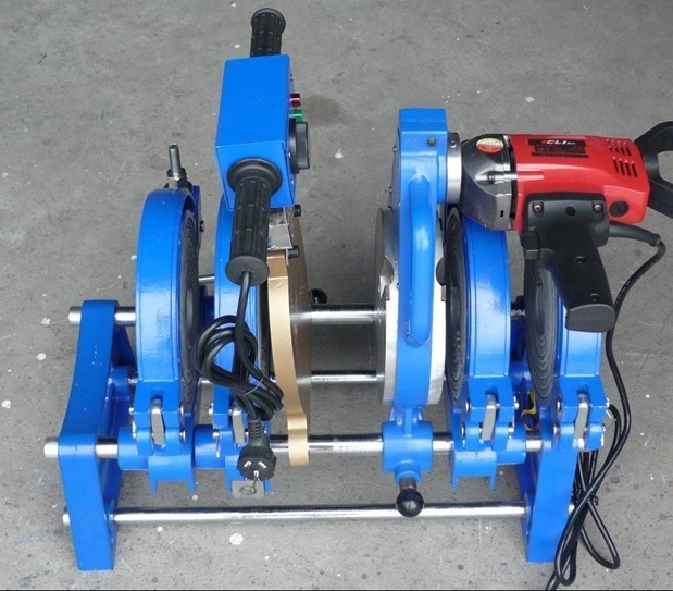 China htx hdpe butt fusion welding machine