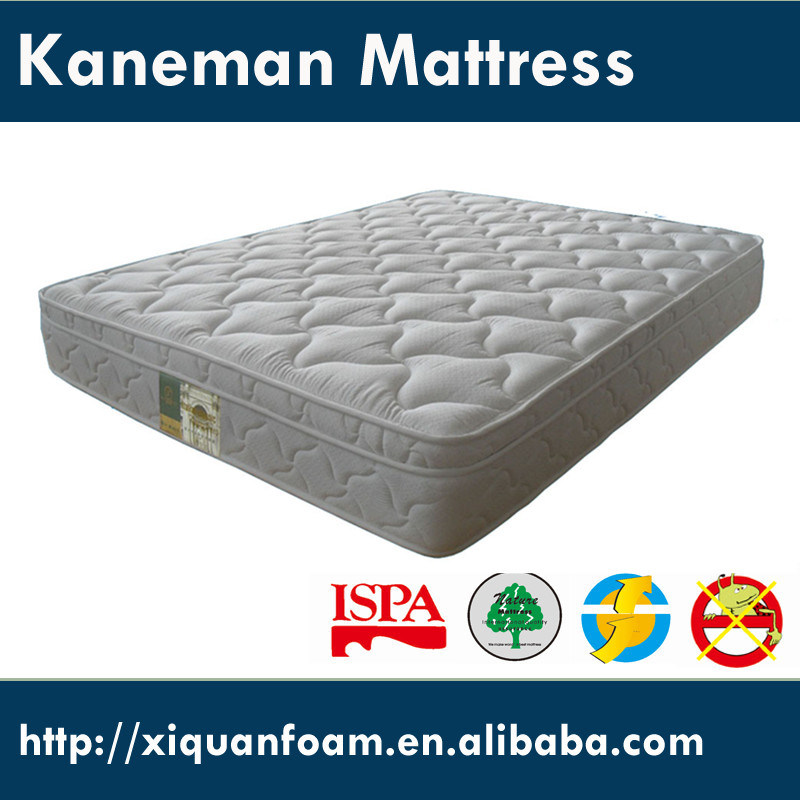 Luxury Cheap Star Hotel Spring Mattress