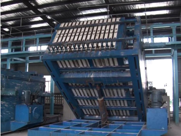 Lightweight Precast Wall Panel Machine