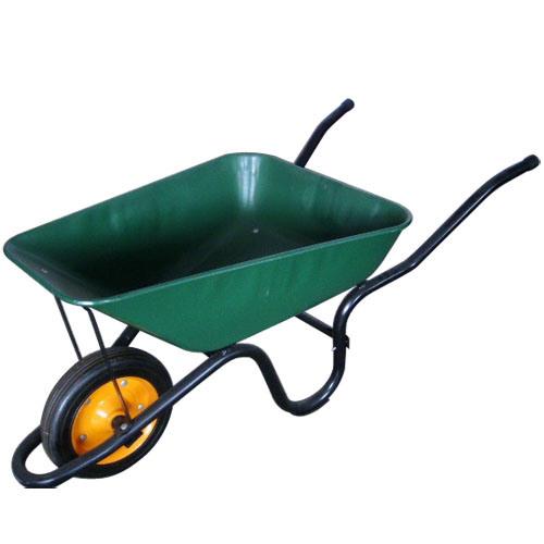 Dark Green Wheel Barrow Tool Cart Wb3800