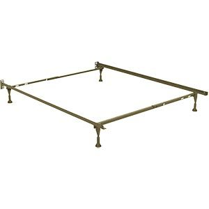 China Metal Bed Frame Twin Full China Metal Bed Frame